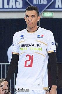 Barthélémy Chinenyeze French volleyball player