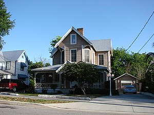 National Register of Historic Places listings in Brevard County, Florida - Image: Bartonavehouse
