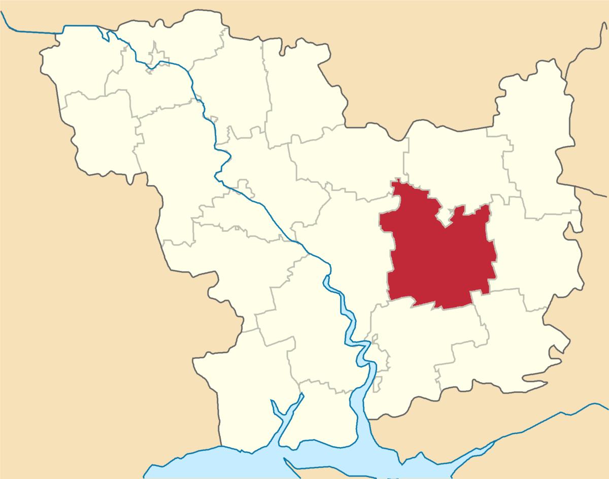Bashtanka: a selection of sites