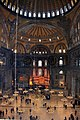 Basilica de Santa Sofia (532-537), Istambul (Interior. Nau central).jpg
