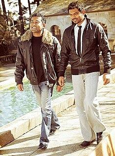 Bathiya and Santhush Sri Lankan hip hop duo