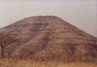 Batoka Formation - Batoka basalt flows at Siyakobvu, Kariba District, Zimbabwe