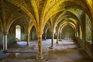 Battle Abbey - Image: Battleabbey wyrdlight 0204