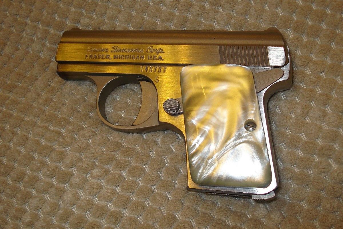 "Taurus' ""Get Off Me"" Gun - Guns & Ammo"