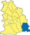 Bayrischzell - Lage im Landkreis.png