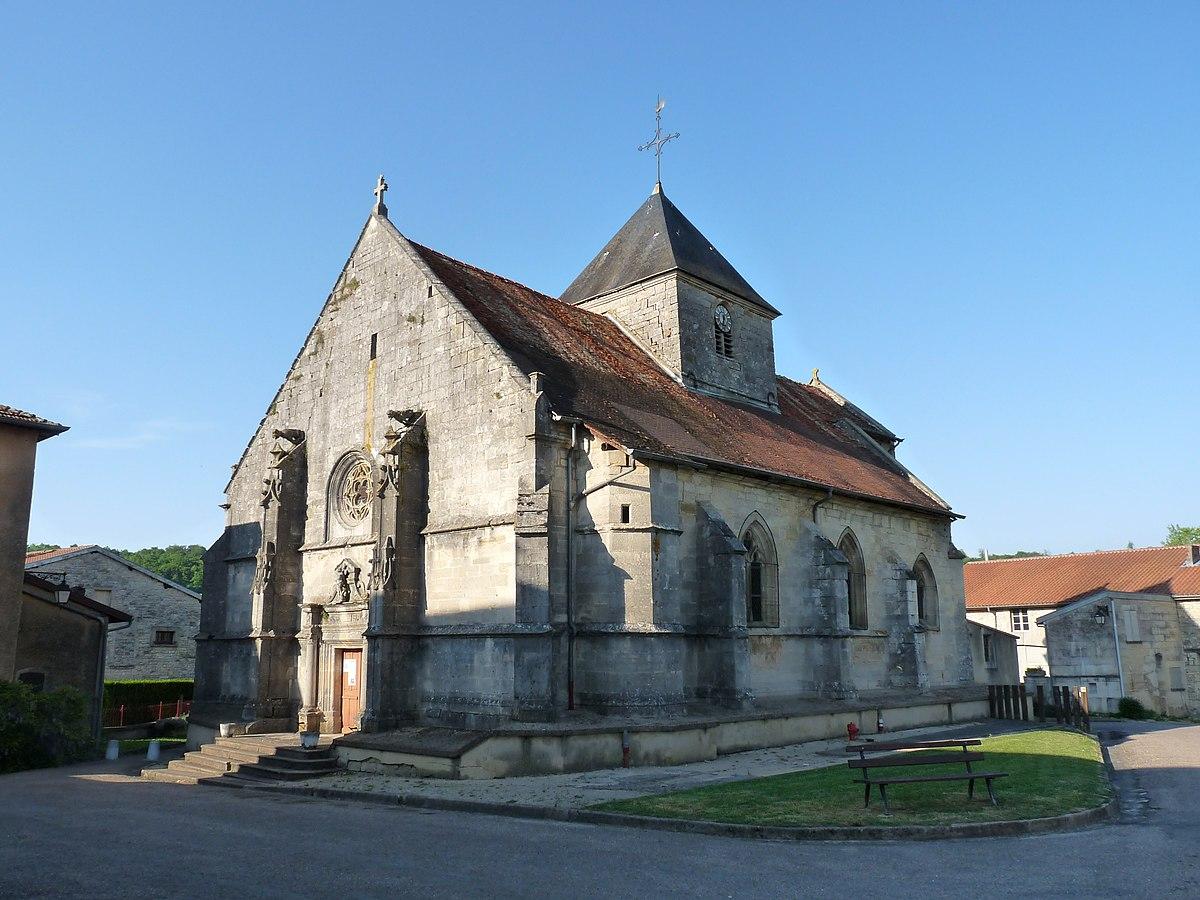 Bois De La Saulx bazincourt-sur-saulx - wikipedia