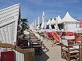 Beach Feeling auf dem Karstadt Parkdeck 10 in Karlsruhe - panoramio (1).jpg