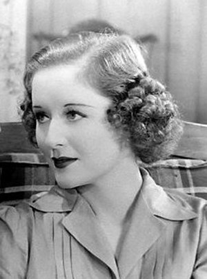 Beatrice Roberts - Roberts in Park Avenue Logger, 1937