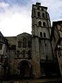 Beaulieu-sur-Dordogne (19) Abbatiale Extérieur 01.JPG