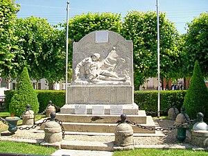 War memorials (Oise) - Beaumont-sur-Oise