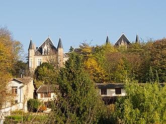 Beauregard, Ain - Chateau