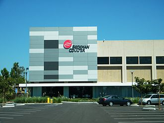 Beckman Coulter - Beckman Coulter headquarters in Brea