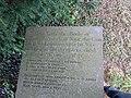 Bedd Twm o'r Nant, Llanfarchell, Dinbych 02.jpg