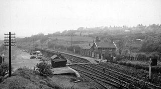 Beeston railway station (West Yorkshire) Disused railway station in West Yorkshire, England