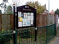 Beeston Rylands Community noticeboard - geograph.org.uk - 1804351.jpg