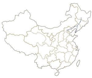 Beijing–Harbin high-speed railway - Image: Beijing Harbin Line