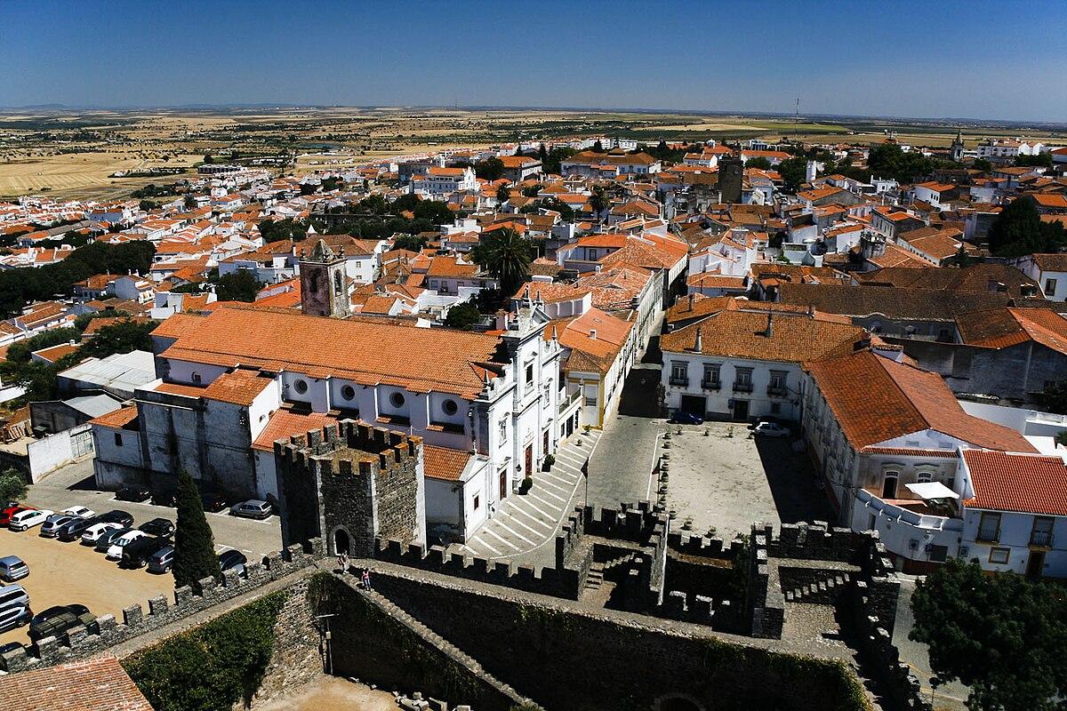 Fotos da cidade de albufeira em portugal