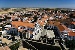 Skyline of Beja