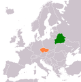 Belarus Czech Republic Locator.png