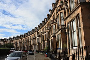 Alexander Crum Brown - Belgrave Crescent, Edinburgh