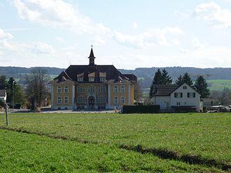 Bellach - School house in Bellach