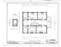 Bellamy Mansion, 503 Market Street, Wilmington, New Hanover County, NC HABS NC,65-WILM,3- (sheet 4 of 11).png
