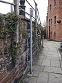 Below the city walls in Duke Street - geograph.org.uk - 1495560.jpg
