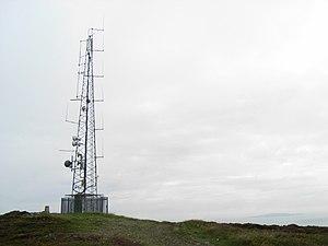 Ben of Howth - Ben of Howth Radio Mast