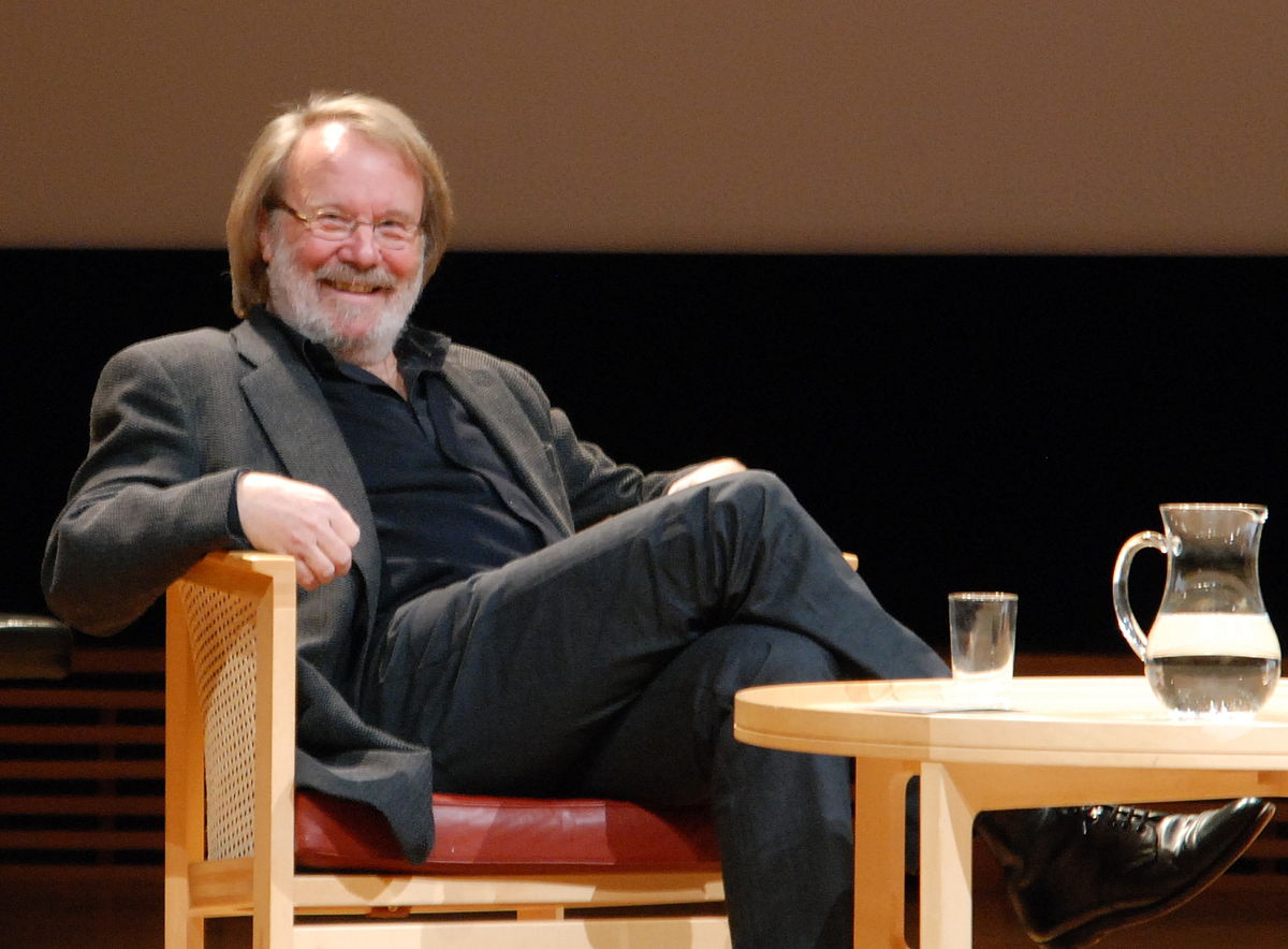 Benny Andersson – Wikipédia