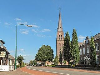 Municipality in North Brabant, Netherlands