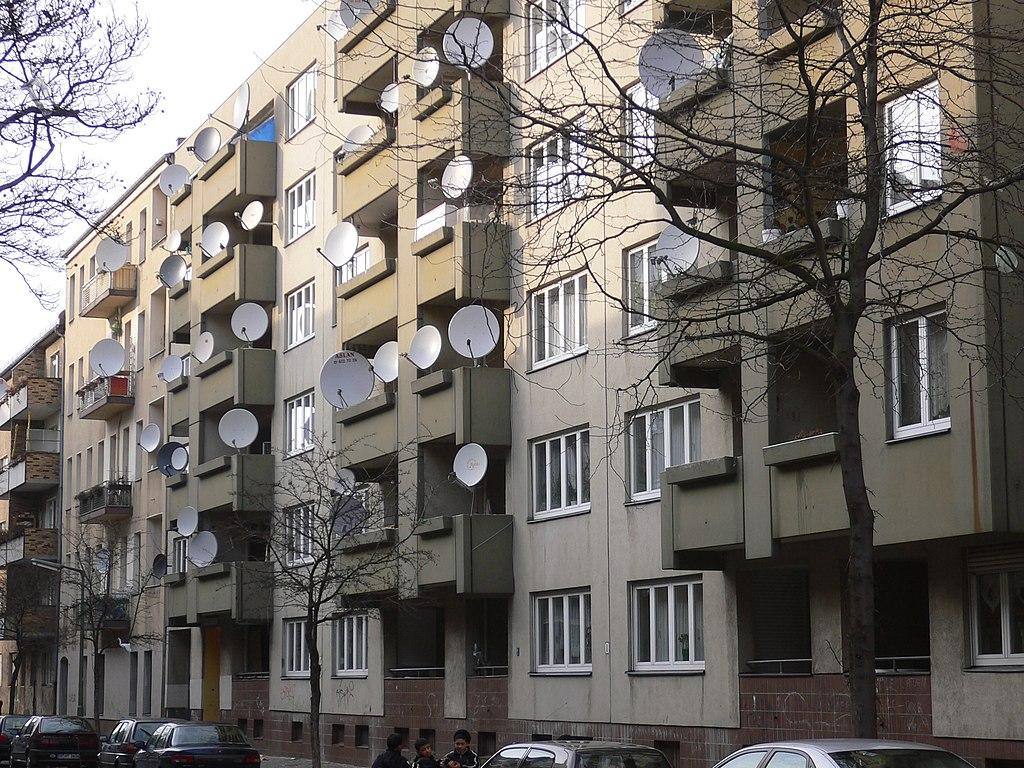 Jahnstraße Berlin Neukölln