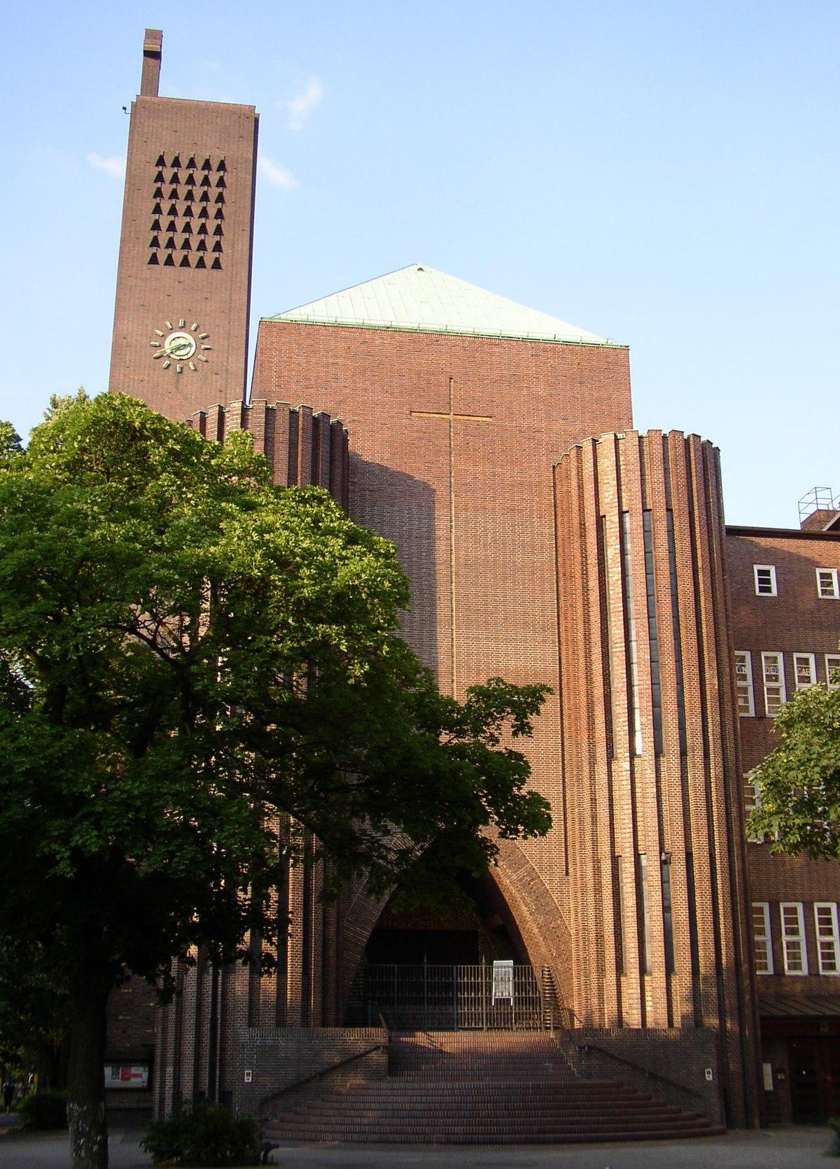 Kirche Am Hohenzollernplatz Wikipedia