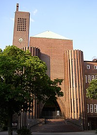 Berlin Hohenzollernplatz church steeple.jpg