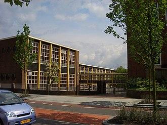 Bernardinuscollege - Image: Bernardinus College 2