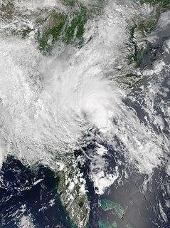 Tropical Storm Bertha (2020)