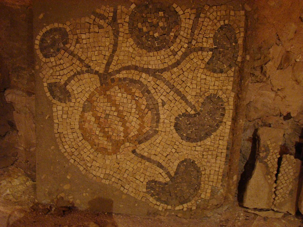 Beth Alfa Synagogue Mosaic 14