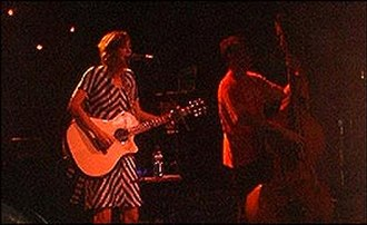 Beth Orton - Orton performing in Bristol, 2002