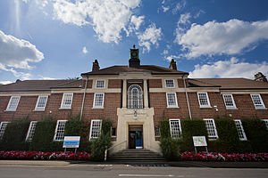 Institute of Psychiatry, Psychology and Neuroscience - Many of the departments staff also work in Bethlem Royal Hospital