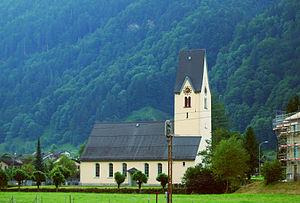 Betschwanden - Church of Betschwanden