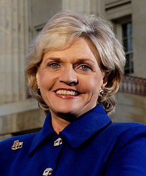 Official photo of Governor Beverly Perdue (D-NC).
