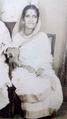 Bhaktimoyee Das daughter of Nature Poet Gobinda Chandra Das.png