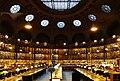 Bibliothèque nationale de France, Paris (site Richelieu) - Salle Ovale 2.jpg