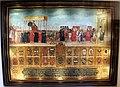 Biccherna 79, pittore senese, solenne ingresso di clemente viii in ferrara, lug 1595-giu 1598.jpg