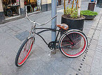 Bicicleta en la Calle Regina, México D.F., México, 2013-10-16, DD 160.JPG