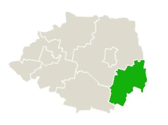 Gmina Orla - Gmina Orla in Bielsk County