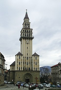 Bielsko-Biała, Cathedral of St Nicholas.jpg
