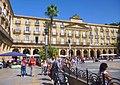 Bilbao - Plaza Barria (Plaza Nueva) 01.jpg