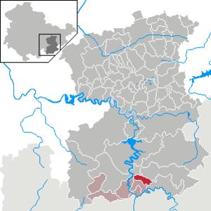 Birkenhügel - Image: Birkenhügel in SOK