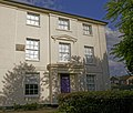 Birthplace Cecil Rhodes at Rhodes Arts Complex Museum Bishop's Stortford Hertfordshire England cropped.jpg
