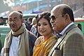 Biswatosh Sengupta With Soumi Biswas And Suvra Biswas - Kolkata 2018-01-28 0920.JPG